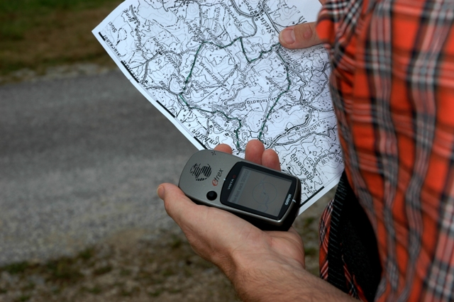 GPS Auswertung