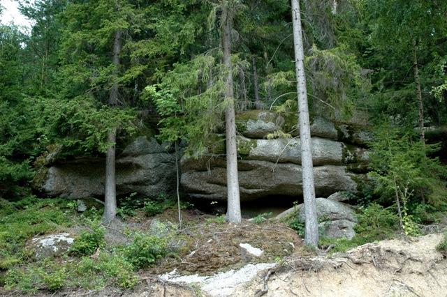 Steinblöcke