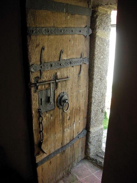 Tür zum Karner