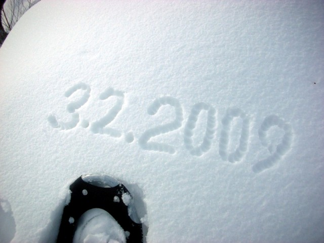 am 3.2.2009