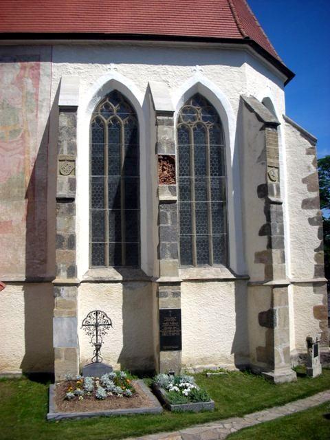 Kirche Detail