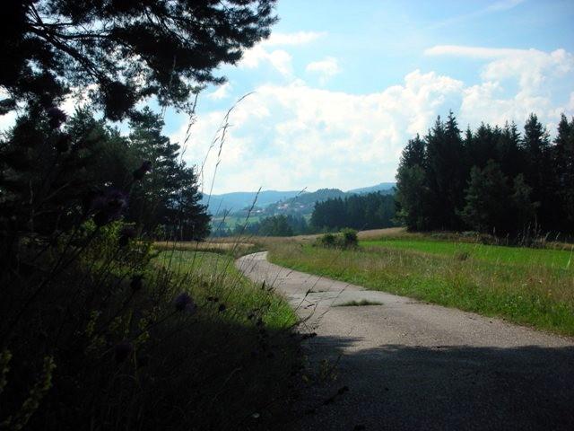 Richtung Rappottenstein
