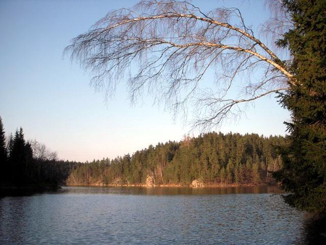 Ottensteiner Stausee