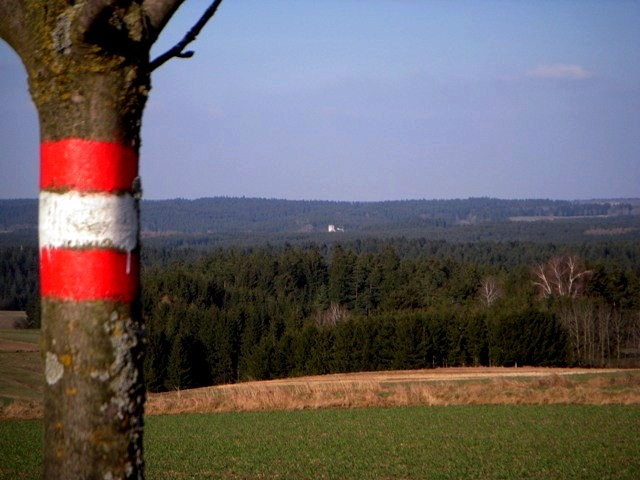 Blick auf Döllersheim