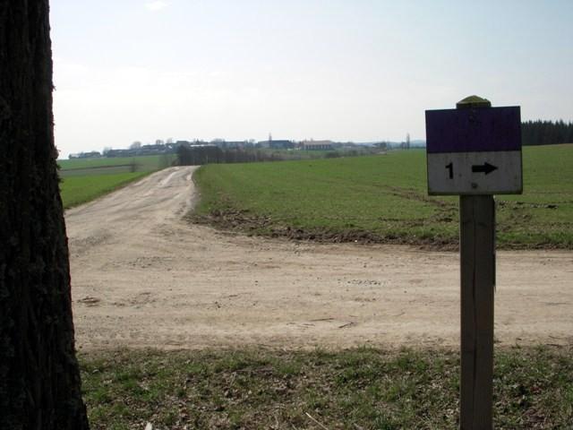 Blick auf Edelhof