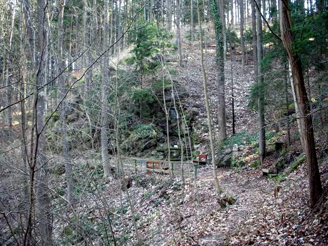 die Waldandacht