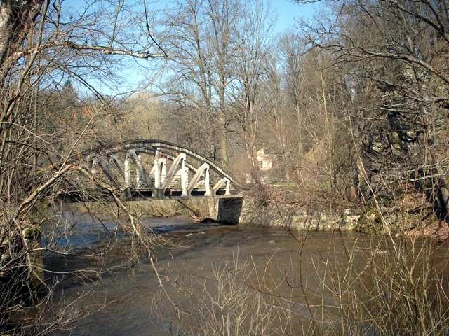 Die Kammertorbrücke