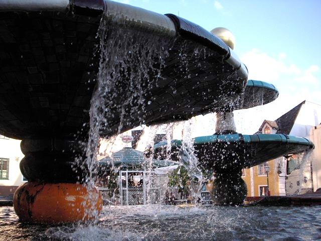 Hundertwasserbrunnen