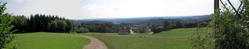 Blick vom Johannesberg