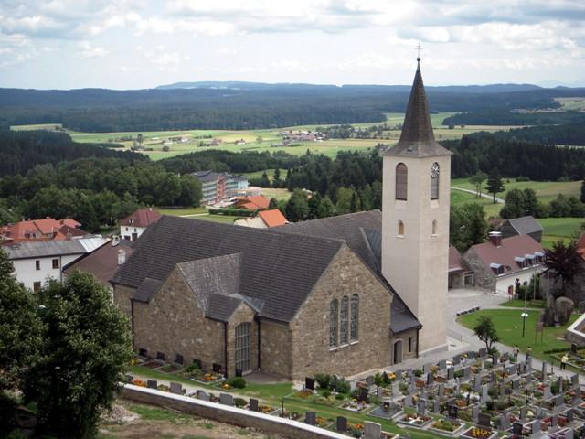 Blick vom Wachtstein