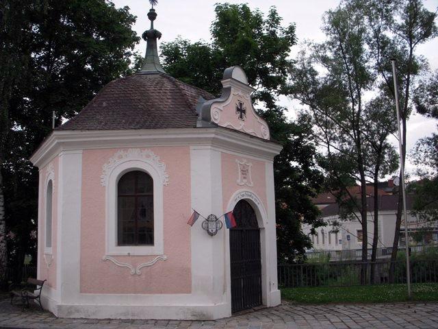 Die Johannes-Kapelle