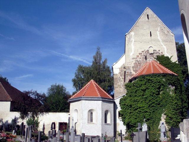 Im Propsteifriedhof