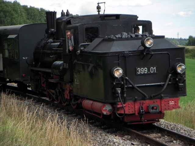 Stütztenderlokomotive