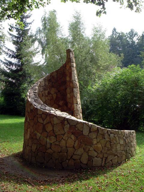 """""""Steinturm"""" von Andrea Stelzhammer"""