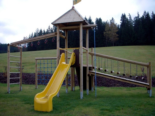 Kinderspielplatz Schwarzalm