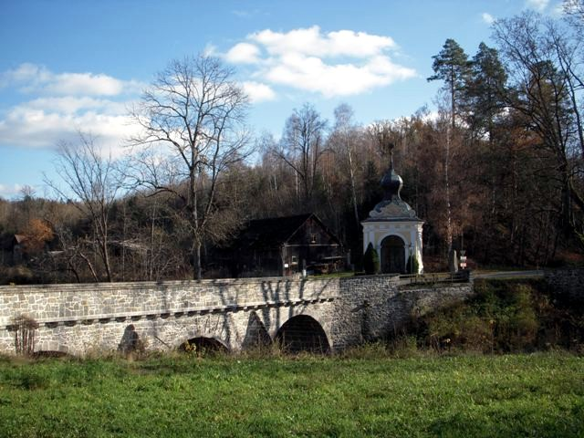 Steinbrücke 12.JHD