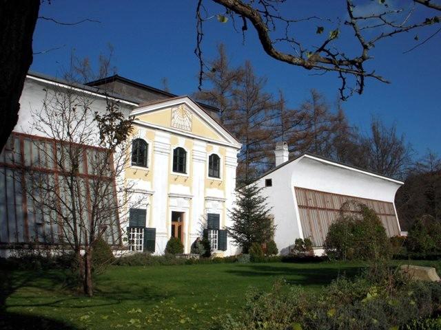 Orangerie Stift Zwettl
