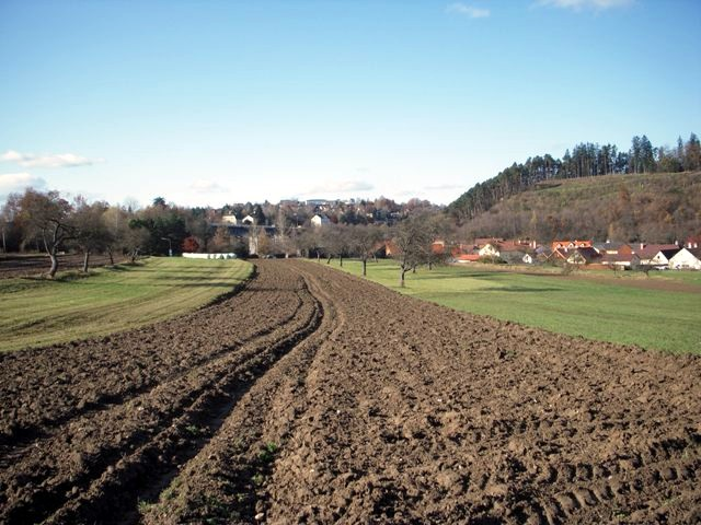 Blick auf Oberhof