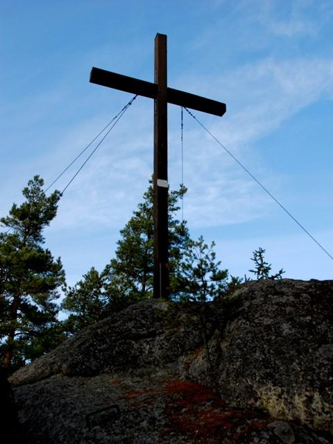 Das Naturfreundekreuz