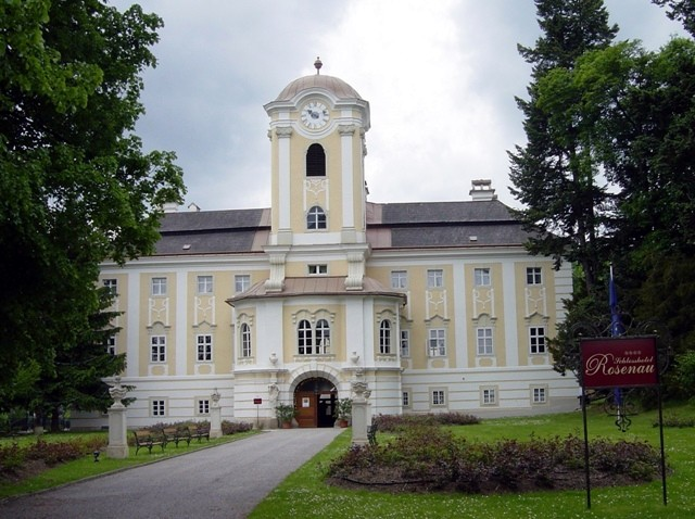 Rosenau Schloss