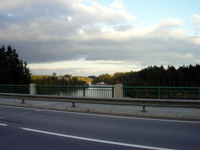 Stauseebrücke