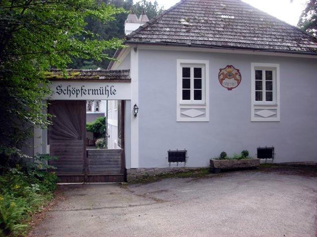 Schöpfermühle