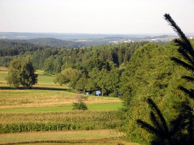 Richtung Rastenfeld