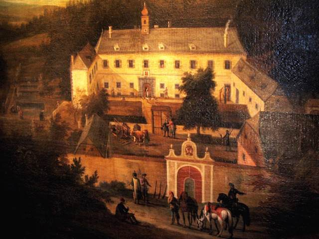 Schloss Loschberg