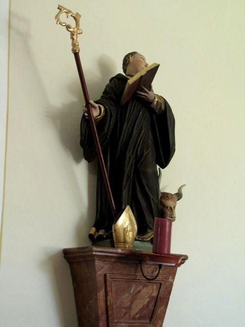 Der heilige Leonhard