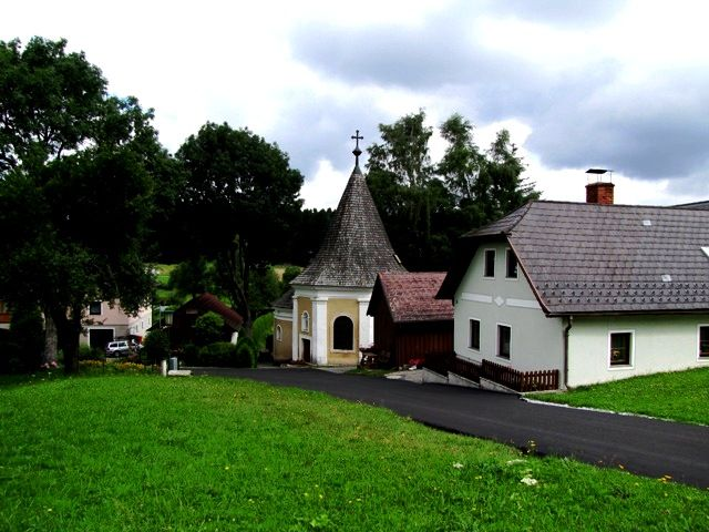 Die Bründlkapelle