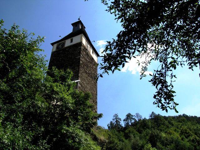 Hardegger Uhrturm