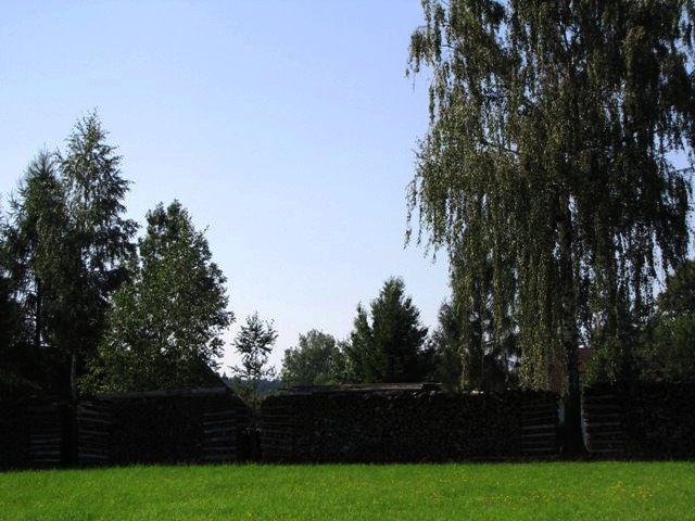 Holzmauer