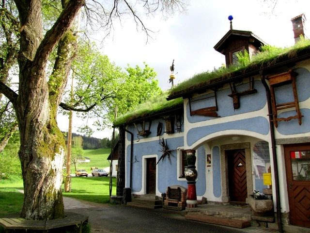 Dorfmuseum in Roiten