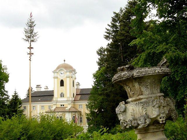 Das Schloss Rosenau