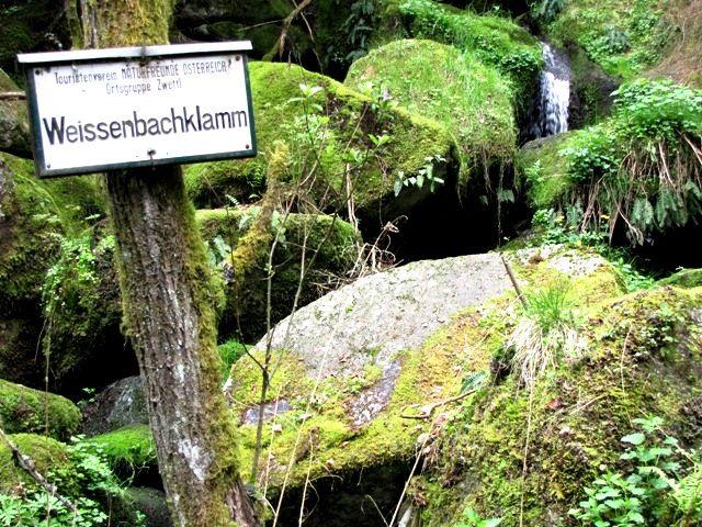 Weißenbachklamm