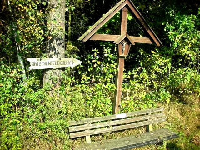 Das Ratschenfeldkreuz