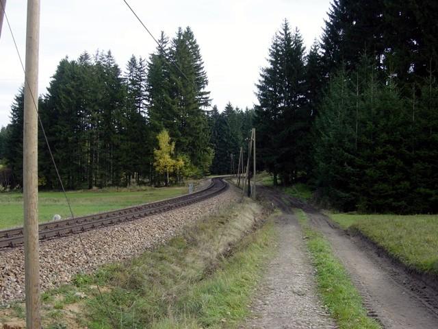 Eisenbahntrasse