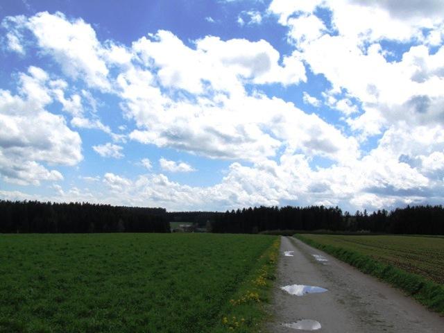 Richtung Hausmühle