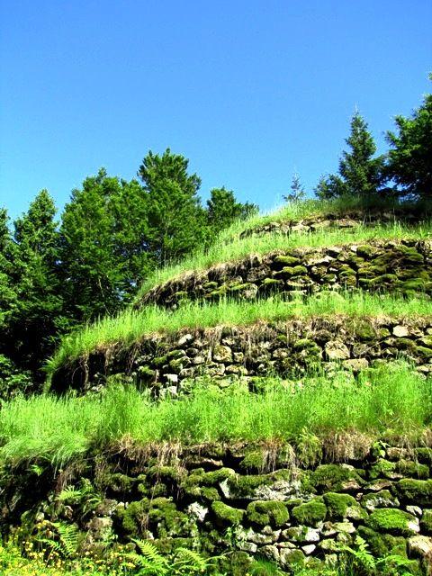 Steinpyramide