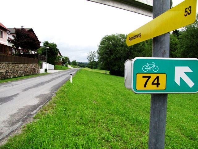 Die Landstraße