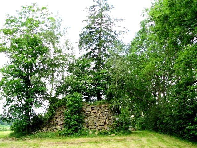 Kultstätte in Marbach am Walde