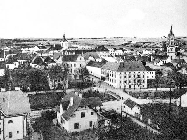 Blick vom Statzenberg (1927)