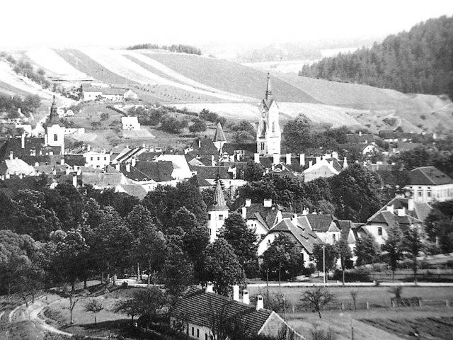 Blick von der Hammerleiten (1930)