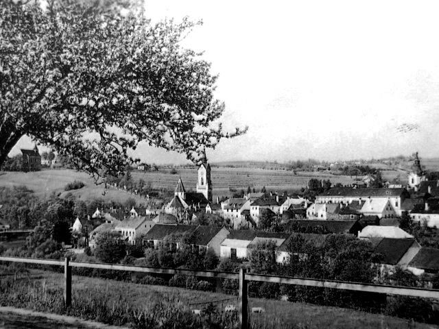 Blick von der Kremserstraße (1932)