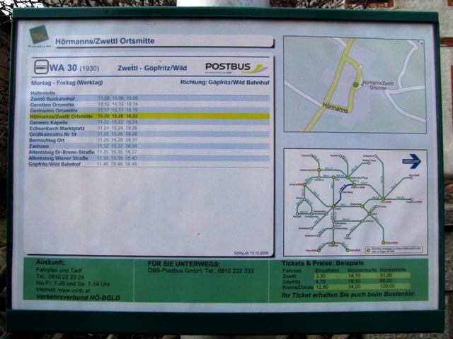 Waldviertel Bus