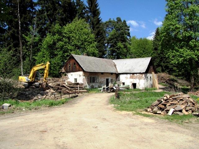 Die alte Stiftmühle