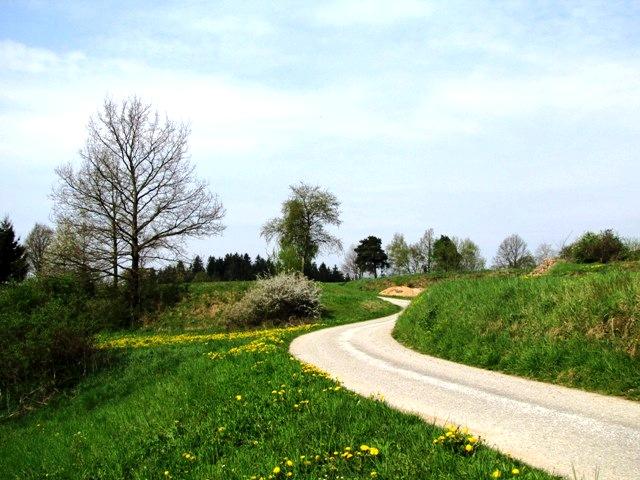 Anhöhe hinter Jagenbach