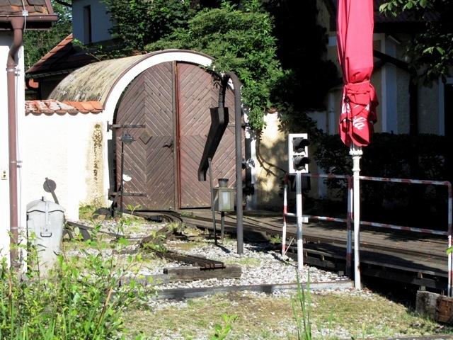 Die Minidampfbahn