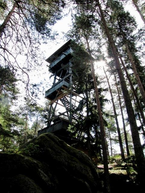 Aussichtsturm Schwarzenberg