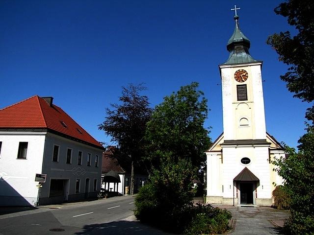 Kirche in Gutenbrunn